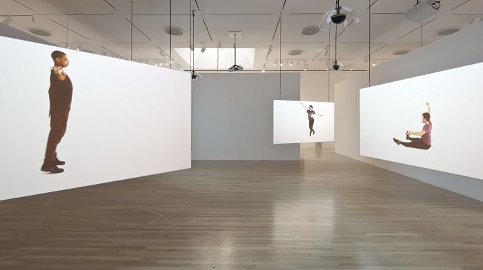 Installation view, Made in L.A. 2014 at the Hammer Museum, Los Angeles, CA, 2014.
